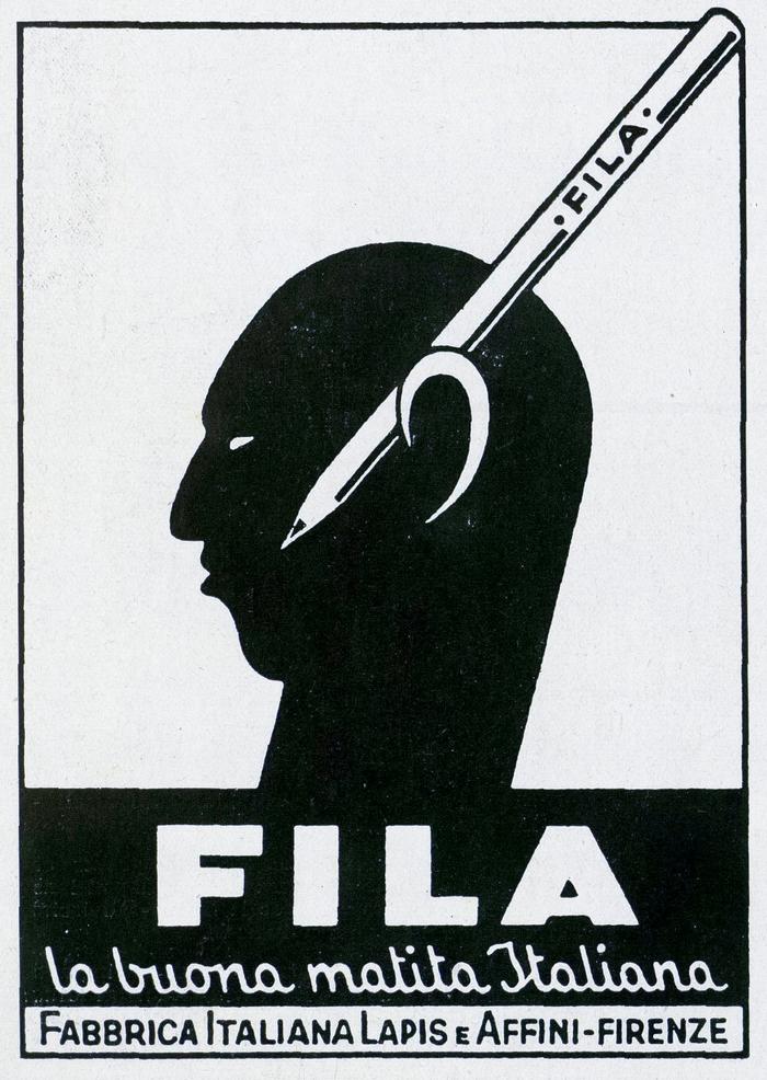 FILA Fabbrica Italiana Lapis ed Affini - Archivio Fondazione ...
